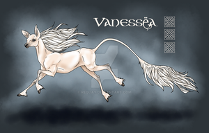 Vanessea | Female | Herd Member by ReQuay