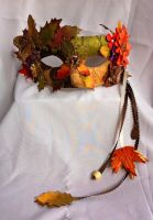 Autumn Mask I by DaraGallery
