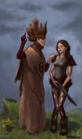 A Call to Arms by Vatsel