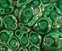 Malachite Closeup by Undistilled