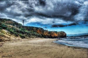Aireys Inlet HDR Revisited by DanielleMiner