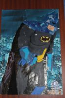 Batman _ Mixed Materials by 76ers-pater