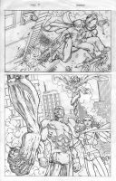 X-men Sample Page 5 by MannixFrancisco