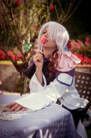 Ssh... I'll keep the secret - Xerxes Break by Artemisia-Amore