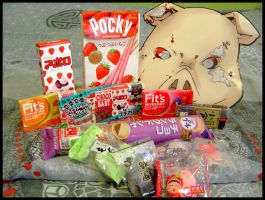 Japanese food by Bats-also-eat-apples