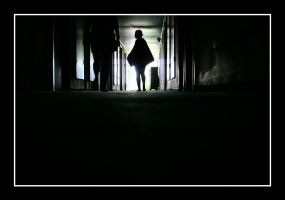 Towards The Light by h4m4m4t