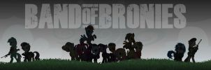 Band of Bronies Banner by Spangladesh