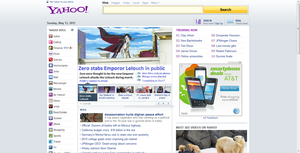 Zero Stabs Lelouch In Public Yahoo News Page by AmatureManga
