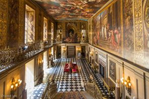 Chatsworth House - Painted Room 3 by CyclicalCore