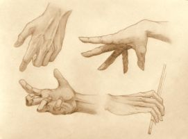 Hands practise 5. by Kiara2909