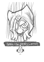 Everything is Permitted by leadhooves