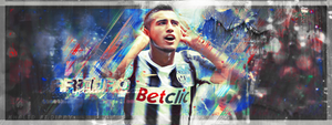 King Arturo Vidal, the best centrocampista by HararyDP