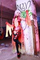 Guilty Crown Inori Yuzuriha Cosplay 02 by multipack223