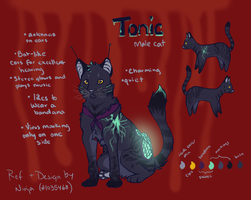 Tonic - Design! by NinjasHeart