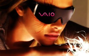 Another Vaio Wallpaper by name23