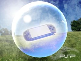 Air Ball: PSP Wallpaper EDITED by Zero86-SK