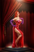 Jessica Rabbit by Dea-Vesta