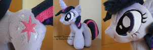 Twilight Sparkle #4 by ManlyStitches