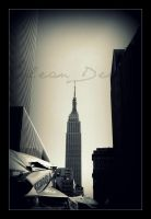 Empire State Of Mind by eileanrose