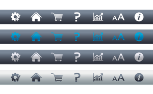 App icons by Bebecca