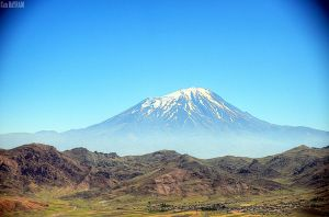 Mount Ararat 2 by canbayram