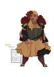 [closed] - Adopt - Golden Bosun by fionadoesadopts