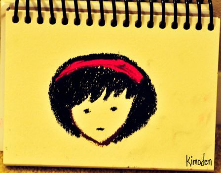 Red Hairband by juicekimoden