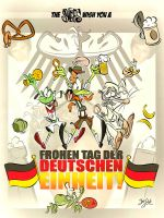 Happy German Unity Day! by Themrock