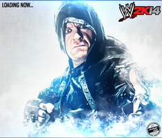 WWE 2K14 LOADING SCREEN by T1beeties
