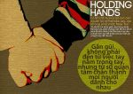 Holding Hands by mrbjn