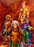 AOA: Astonishing X-Men by Summerset