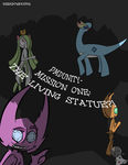 PMDU- Mission One: The Living Statue?! by SHADOWFAN996