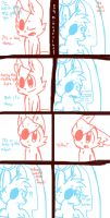 Foxy's Mirror 1-3: Innocence by Cookie-and-her-foxes