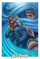 Aquaman by thedarkgecko