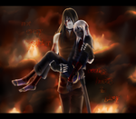 SoC: Through the flames by AealZX