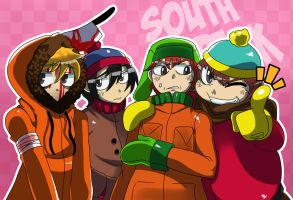 South Park by ss2sonic