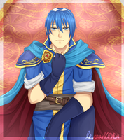 FE1/11- A Prince must show respect by levenark