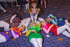 Katsucon 2015 - Storytime with Zelda 3 by VideoGameStupid
