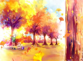 Ginko by mewe321