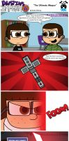 The Ultimate Weapon by DairyBoyComics