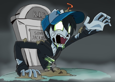 Back from the Grave by Jhonny-Manic