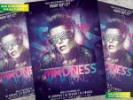 Madness Festival Flyer by HDesign85