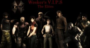 Wesker's Elites-New Breed by IamRinoaHeartilly