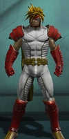Shatterstar (DC Universe Online) by Macgyver75