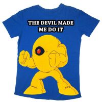 Devil Shirt by buddyjim