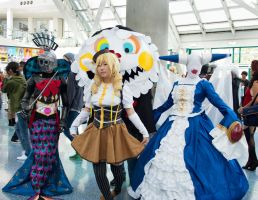 Mami and the Witches by EriTesPhoto
