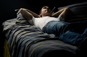 Laying relax by seb--morin