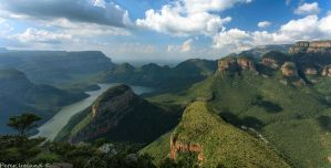 Blyde-River-Canyon Pano by Pistolpete2007
