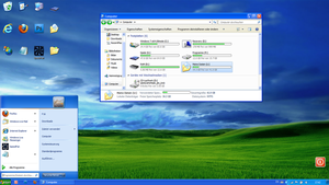 Windows XP Theme Package by GothaGo229