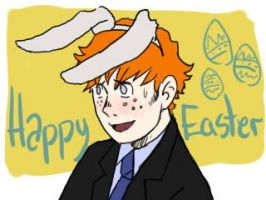 Easter by Martin by Kogla